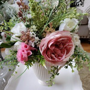 VICTORIAN Inspired GORGEOUS Roses FLORAL